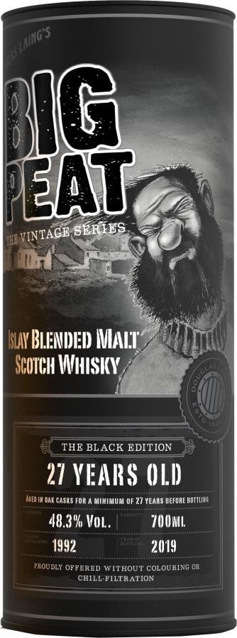 Big Peat 1992 - The Black Edition DL