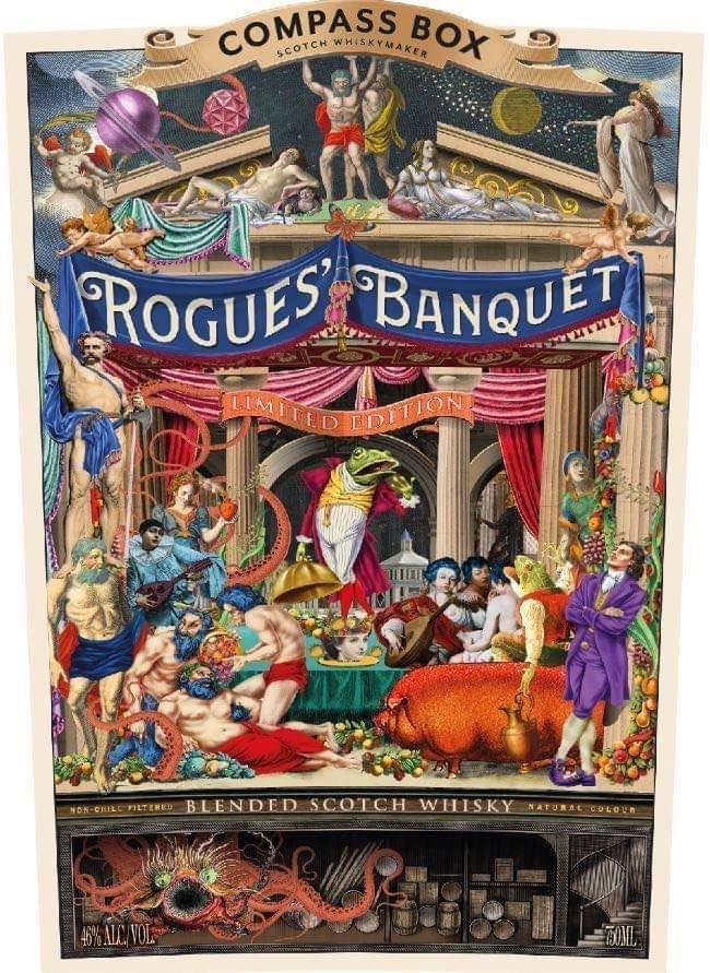 Rogues' Banquet NAS