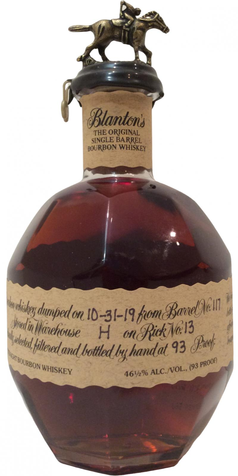 Blanton's The Original