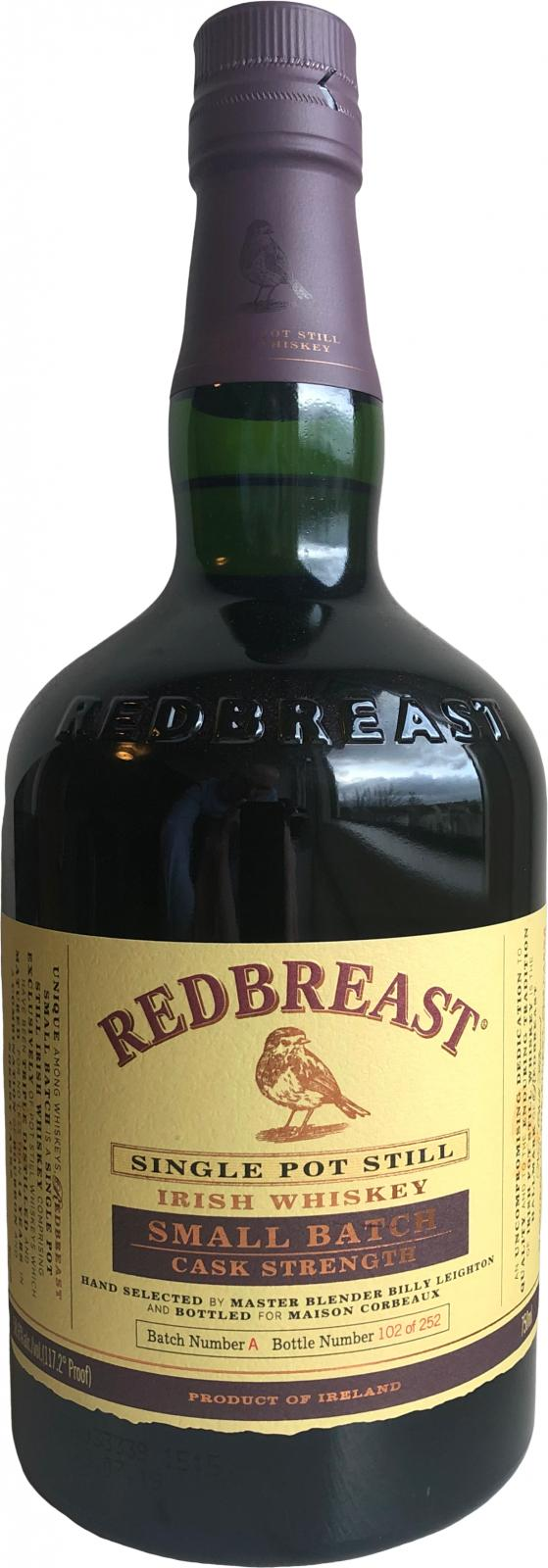 Redbreast Small Batch