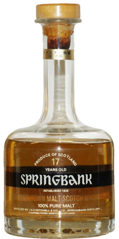 Springbank 17-year-old