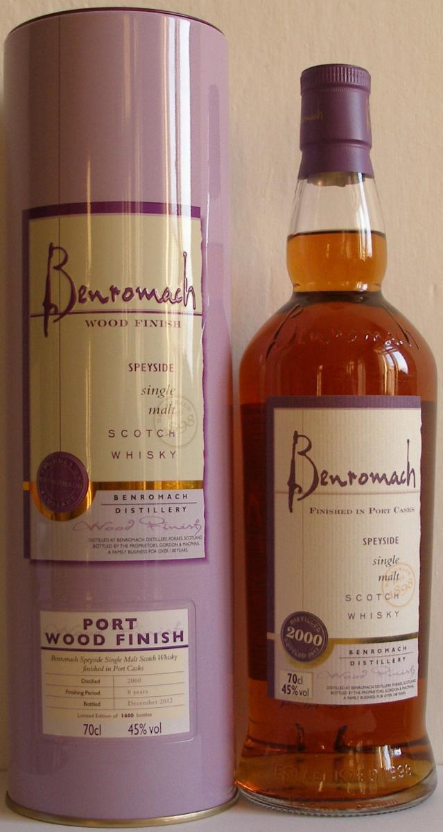 Benromach 2000