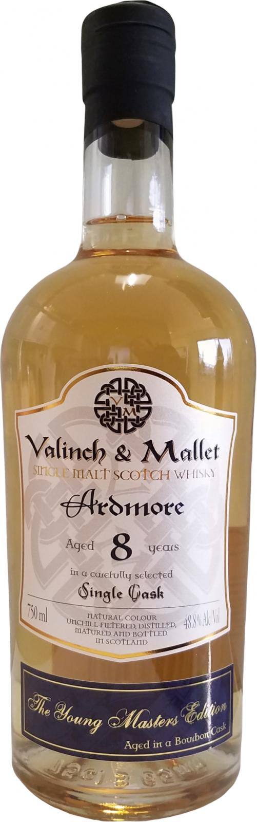 Ardmore 08-year-old V&M