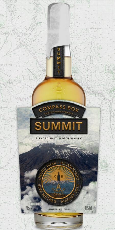 Summit Blended Malt Scotch Whisky CB