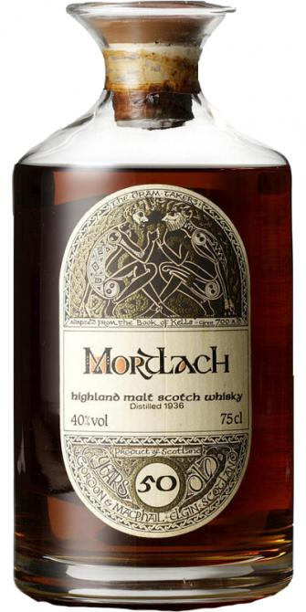 Mortlach 1936 GM Decanter