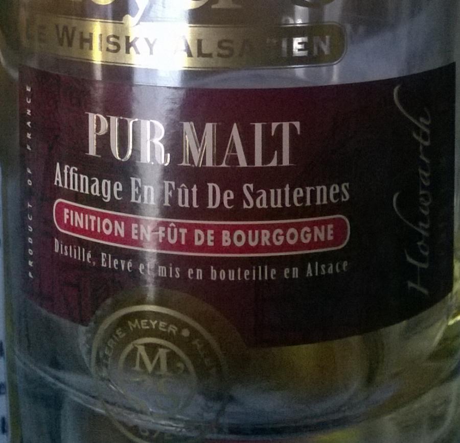 Meyer Meyer's Pur Malt