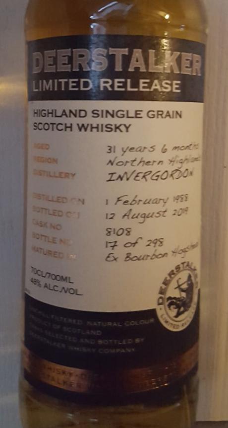 Invergordon 1988 DS
