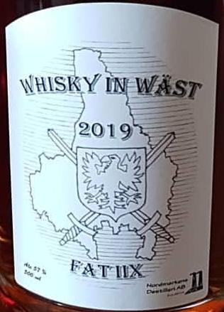 Nordmarkens Whisky in Wäst