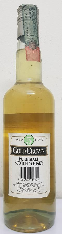 Gold Crown 05-year-old