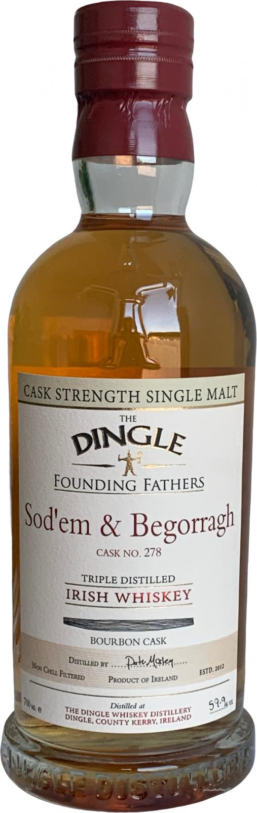 Dingle Sod'em & Begorragh