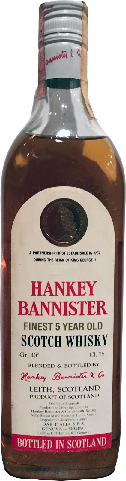 Hankey Bannister 05-year-old