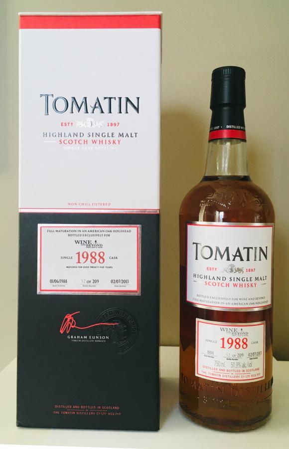 Tomatin 1988