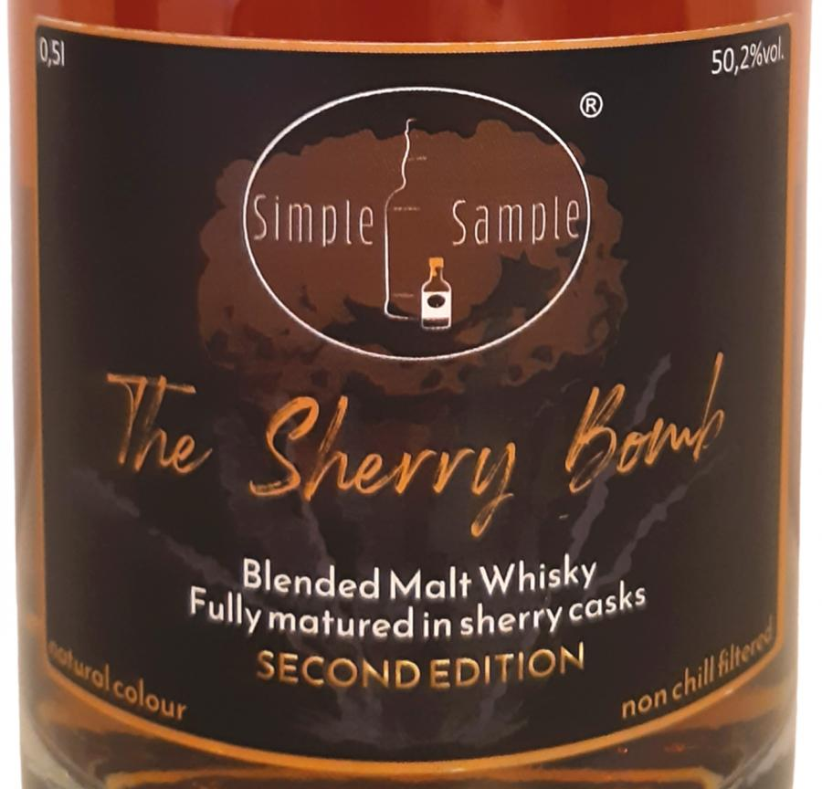 Simple Sample The Sherry Bomb