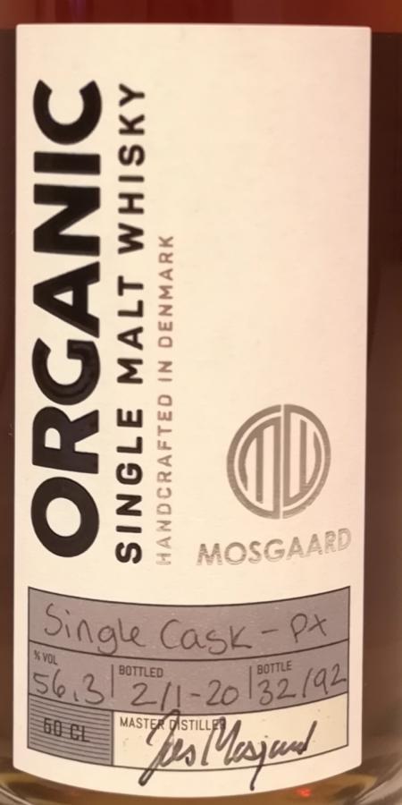 Mosgaard Single Cask - PX