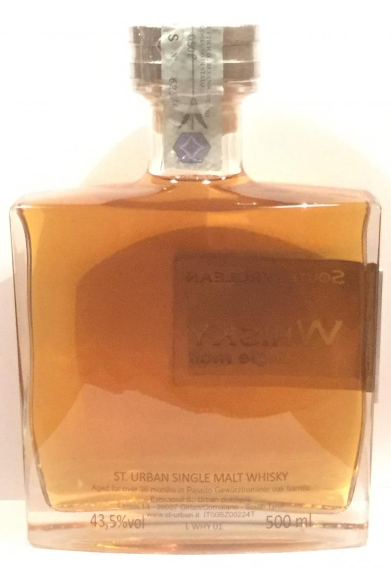 Southtyrolean Whisky