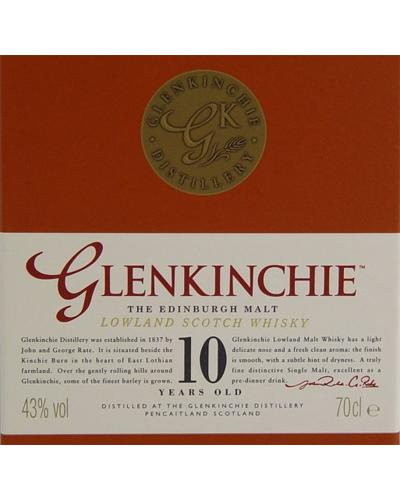 Glenkinchie 10-year-old