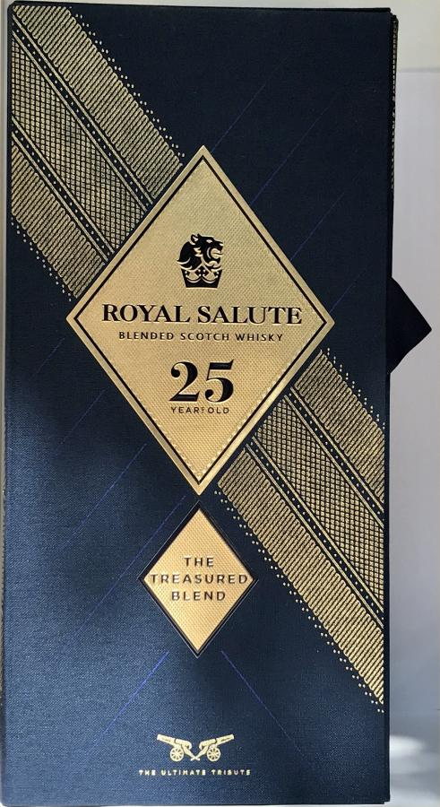 Royal Salute 25-year-old