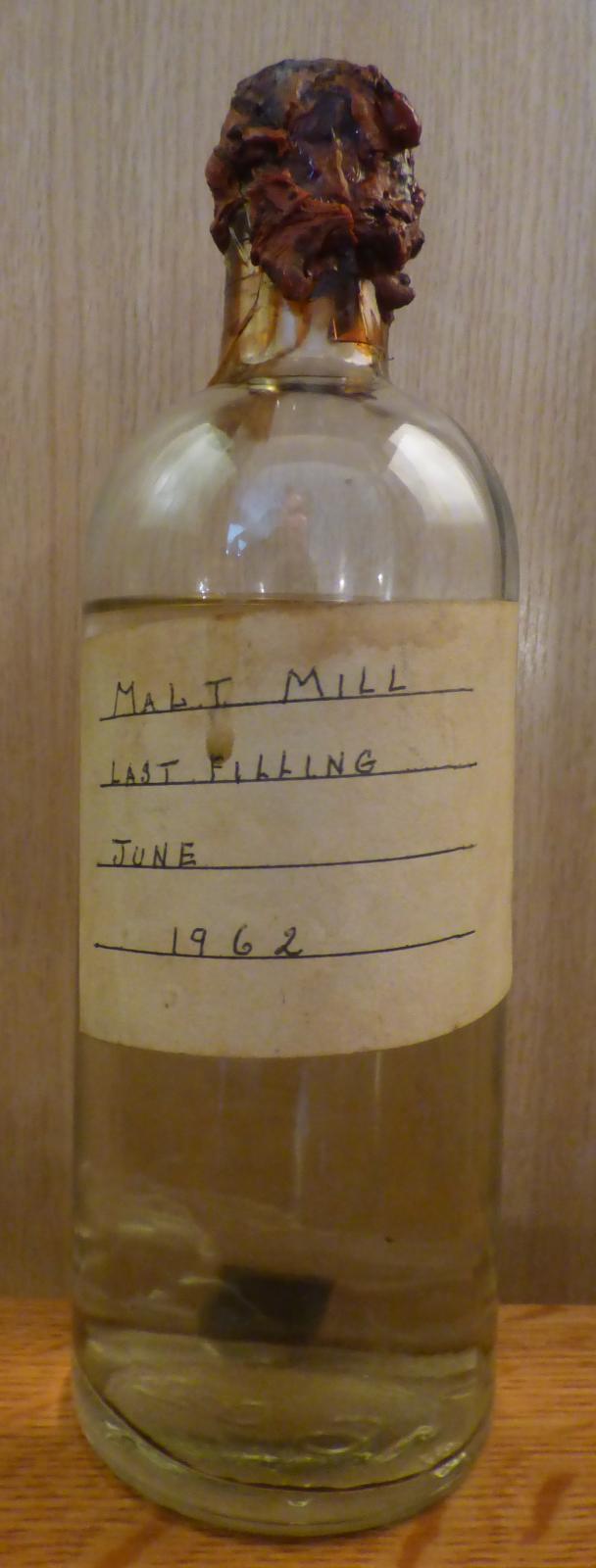 Malt Mill 1962