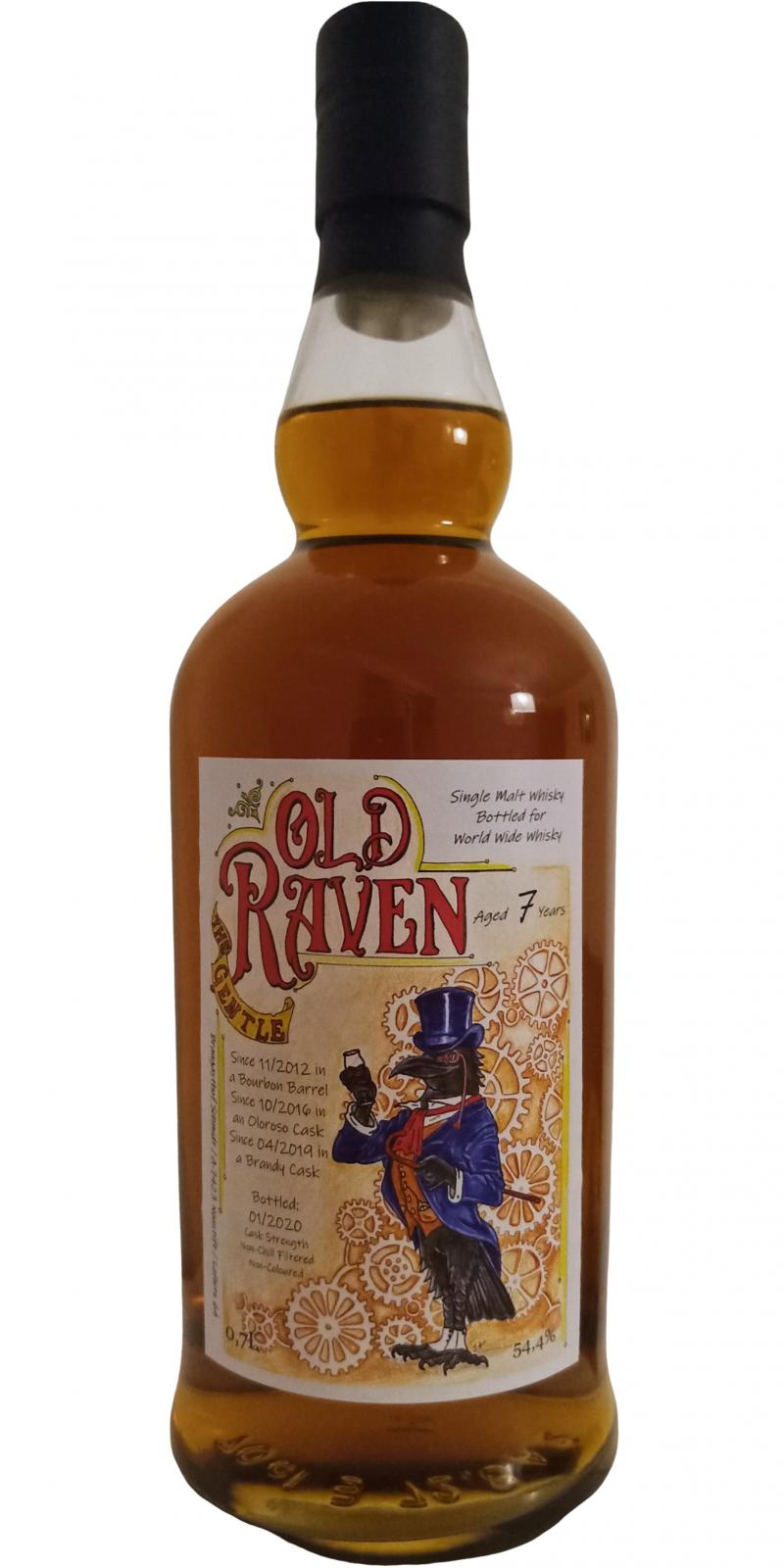 Old Raven 2012 - The Gentle