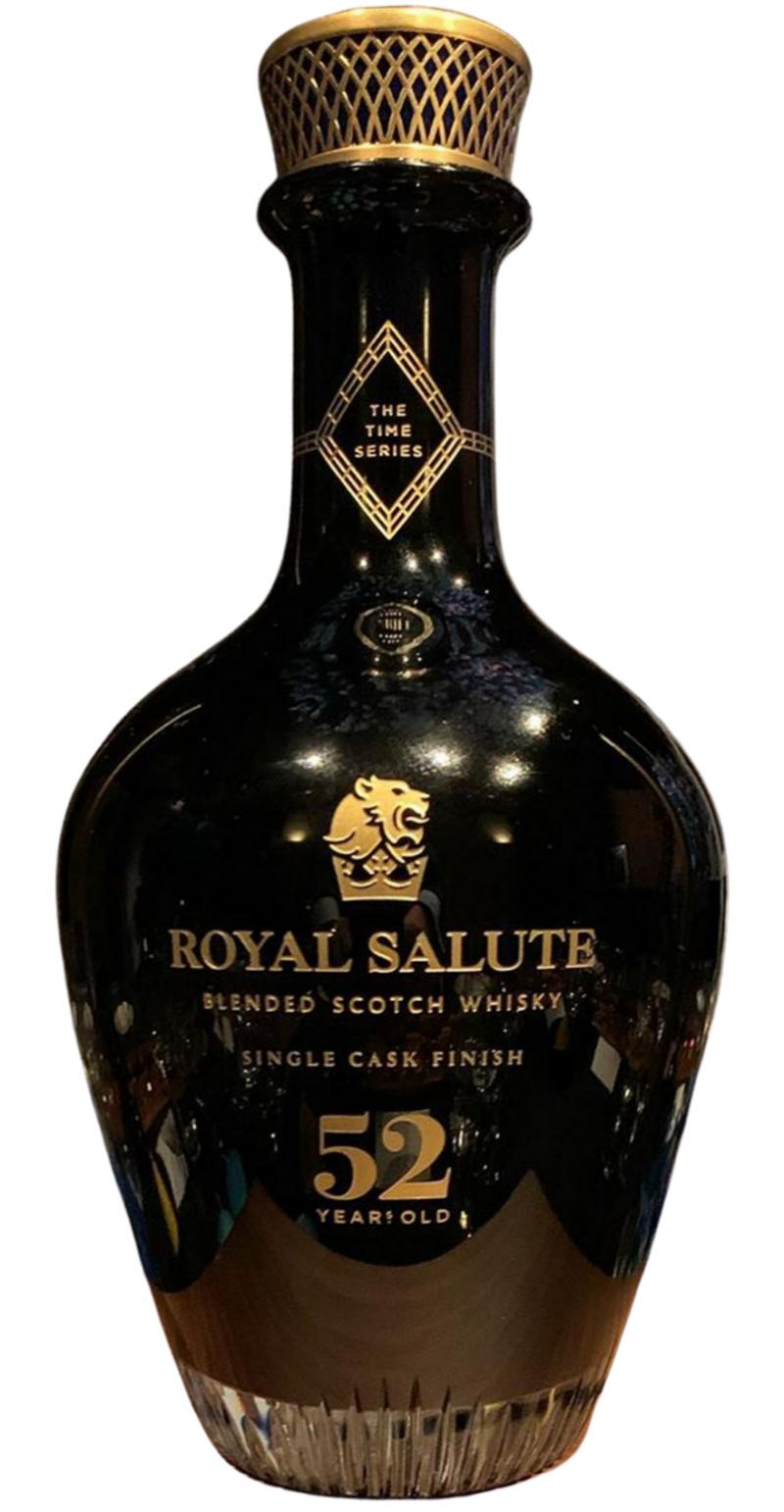 Royal Salute 52-year-old