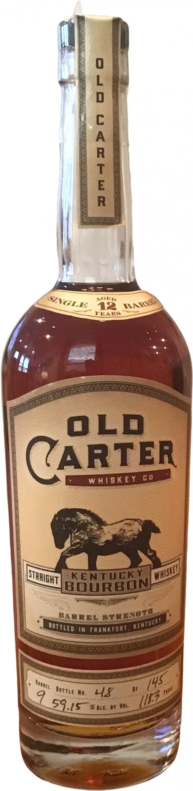 Old Carter 12-year-old