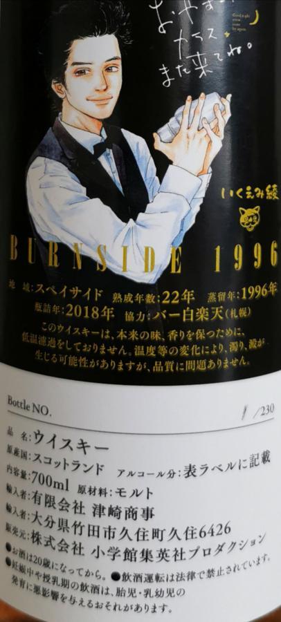 Burnside 1996 HY