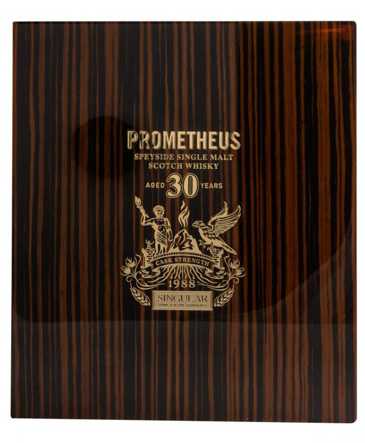 Prometheus 30-year-old TGDC