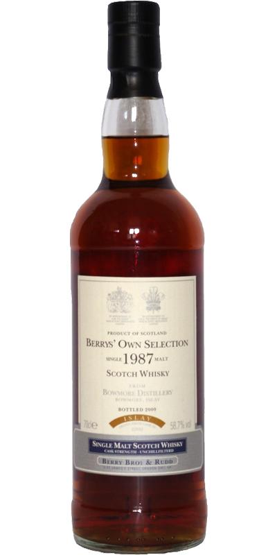 Bowmore 1987 BR