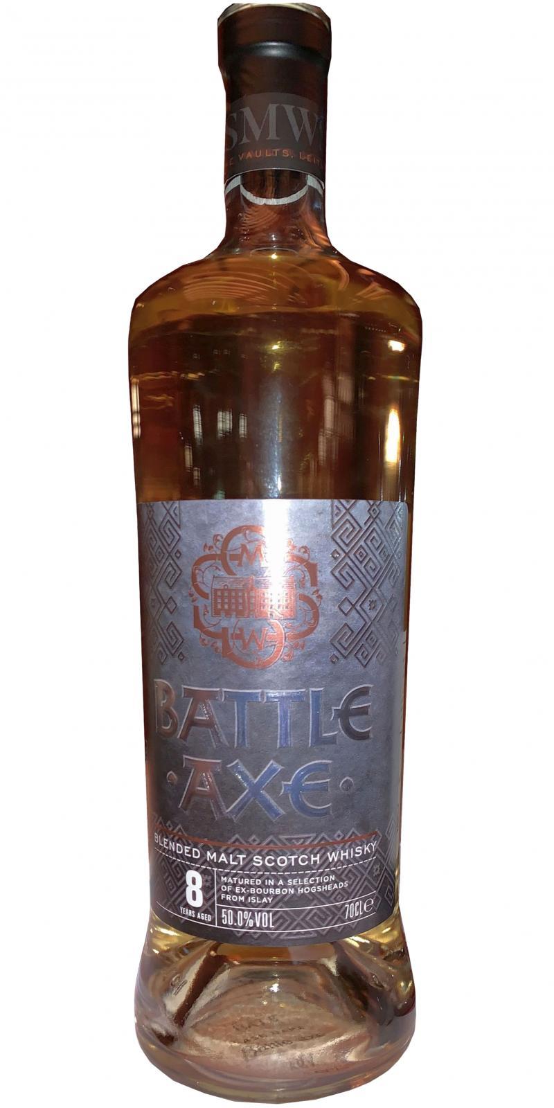 Blended Malt Scotch Whisky 2011 Battle Axe SMWS