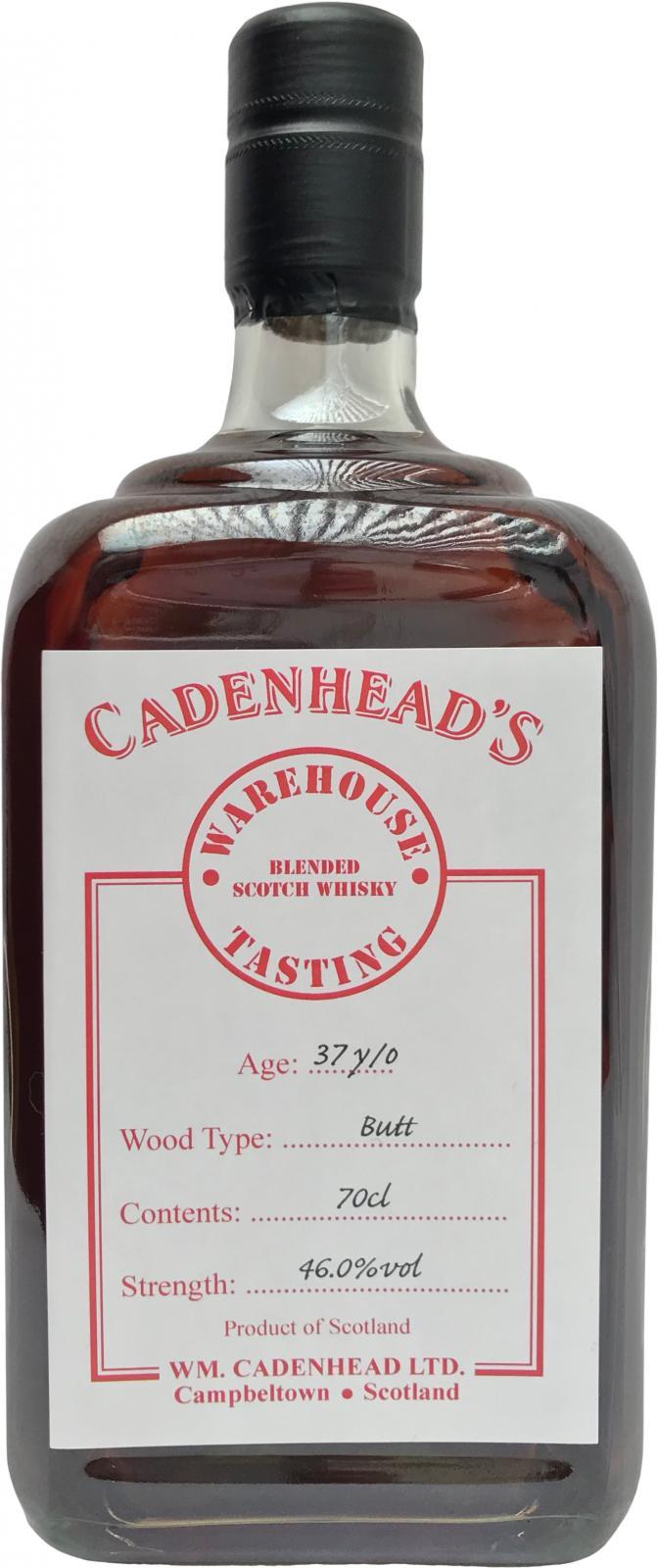 Blended Scotch Whisky 1980 CA