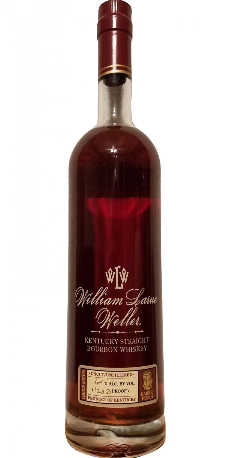 William Larue Weller 2007 - Barrel Proof