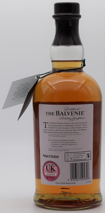 Balvenie 19-year-old