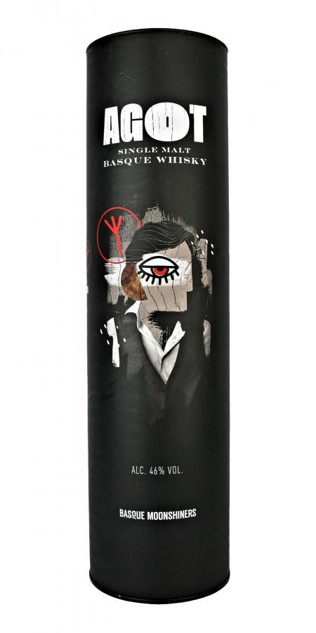 AGOT Single Malt Basque Whisky