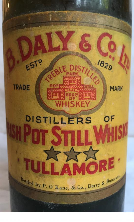 Tullamore Dew 20-year-old