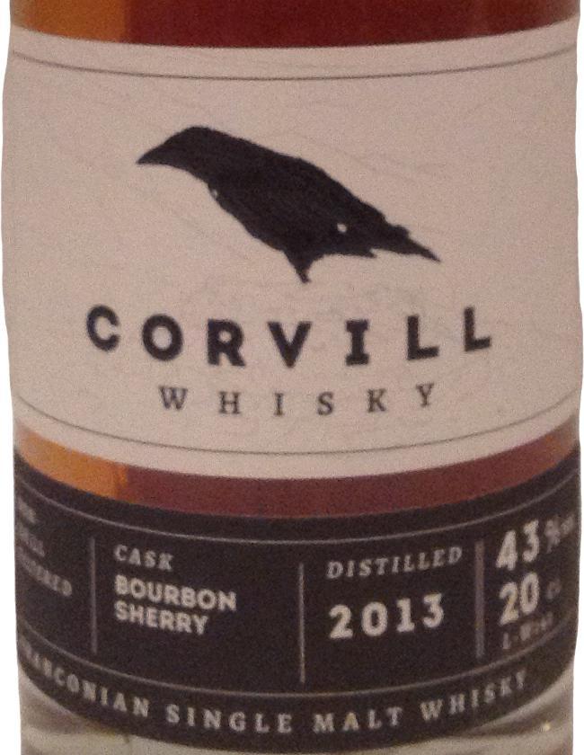 Corvill 2013