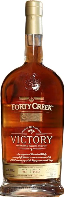 Forty Creek Victory