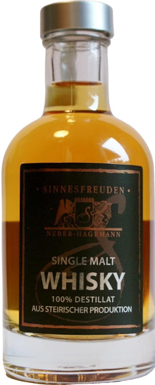 Sinnesfreuden Single Malt Whisky
