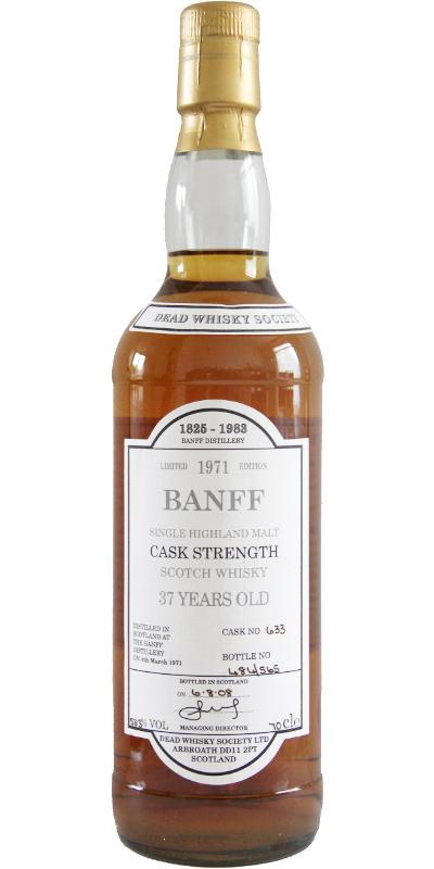 Banff 1971 DWS