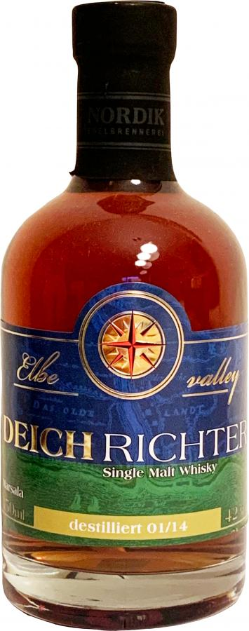 Elbe-Valley NORDIK Whisky 2014