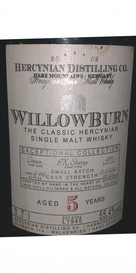 WillowBurn 2014