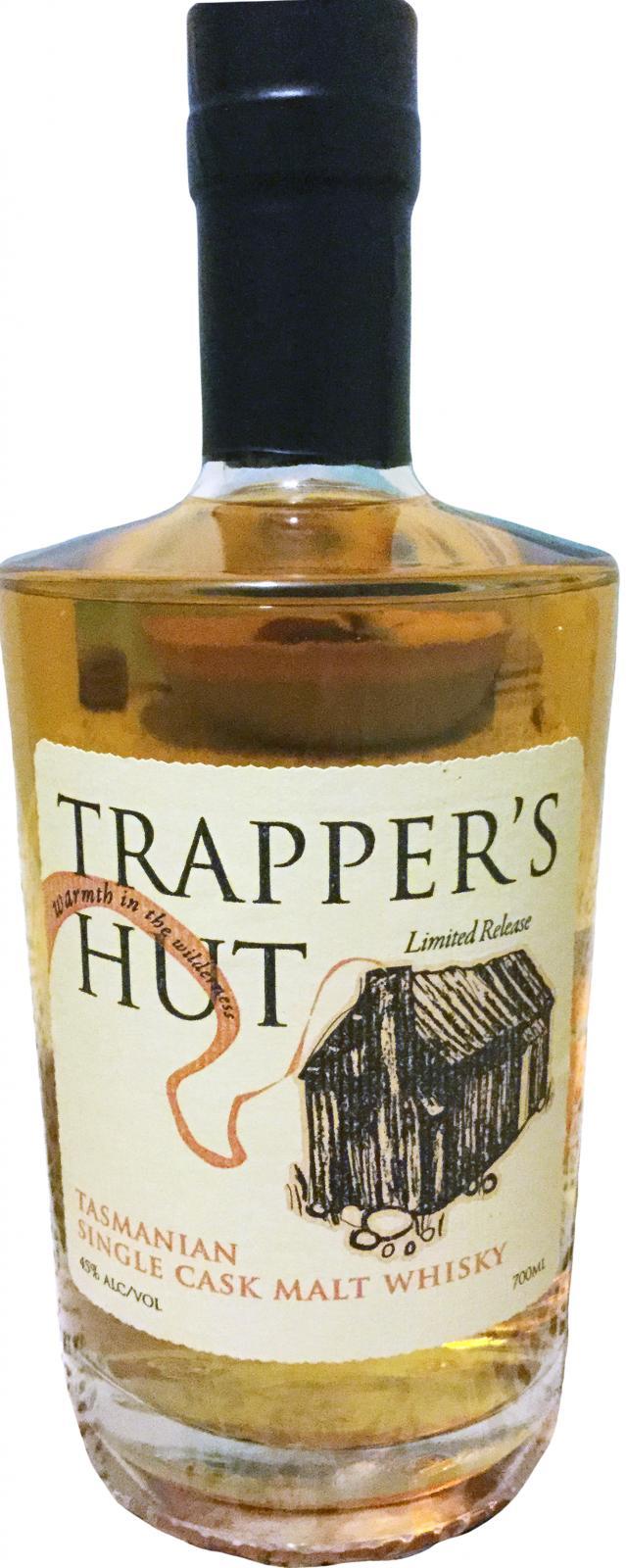 Trapper's Hut 2000