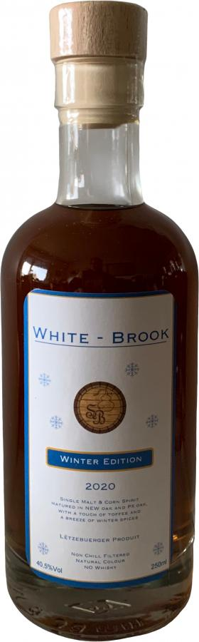 White - Brook Winter Edition 2020