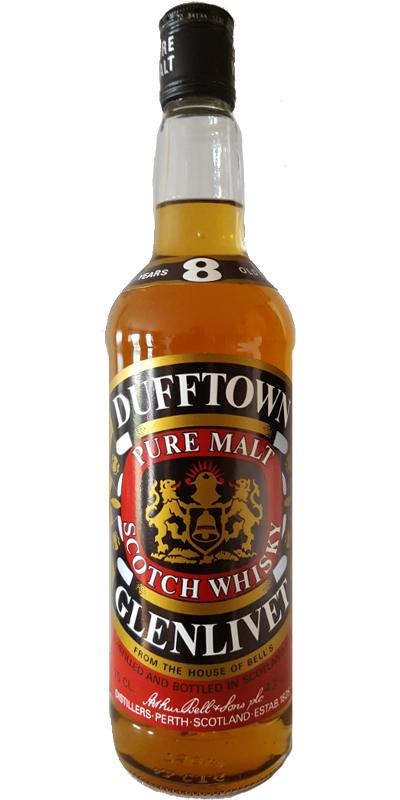 Dufftown 08-year-old