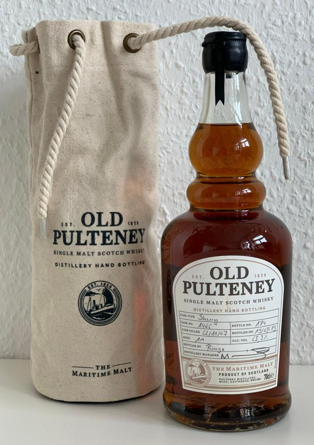 Old Pulteney 2007