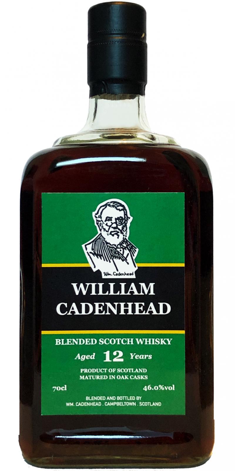 William Cadenhead 12-year-old CA