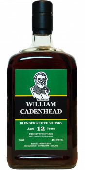 William Cadenhead 12-year-old CA