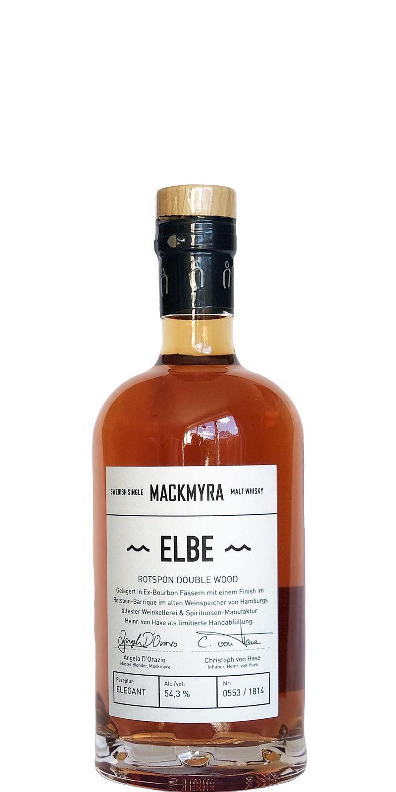 Mackmyra Elbe