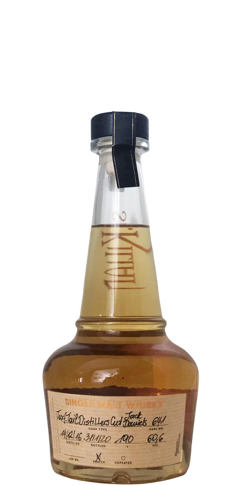 St. Kilian 2016 - Turf Tail Distillers Cut
