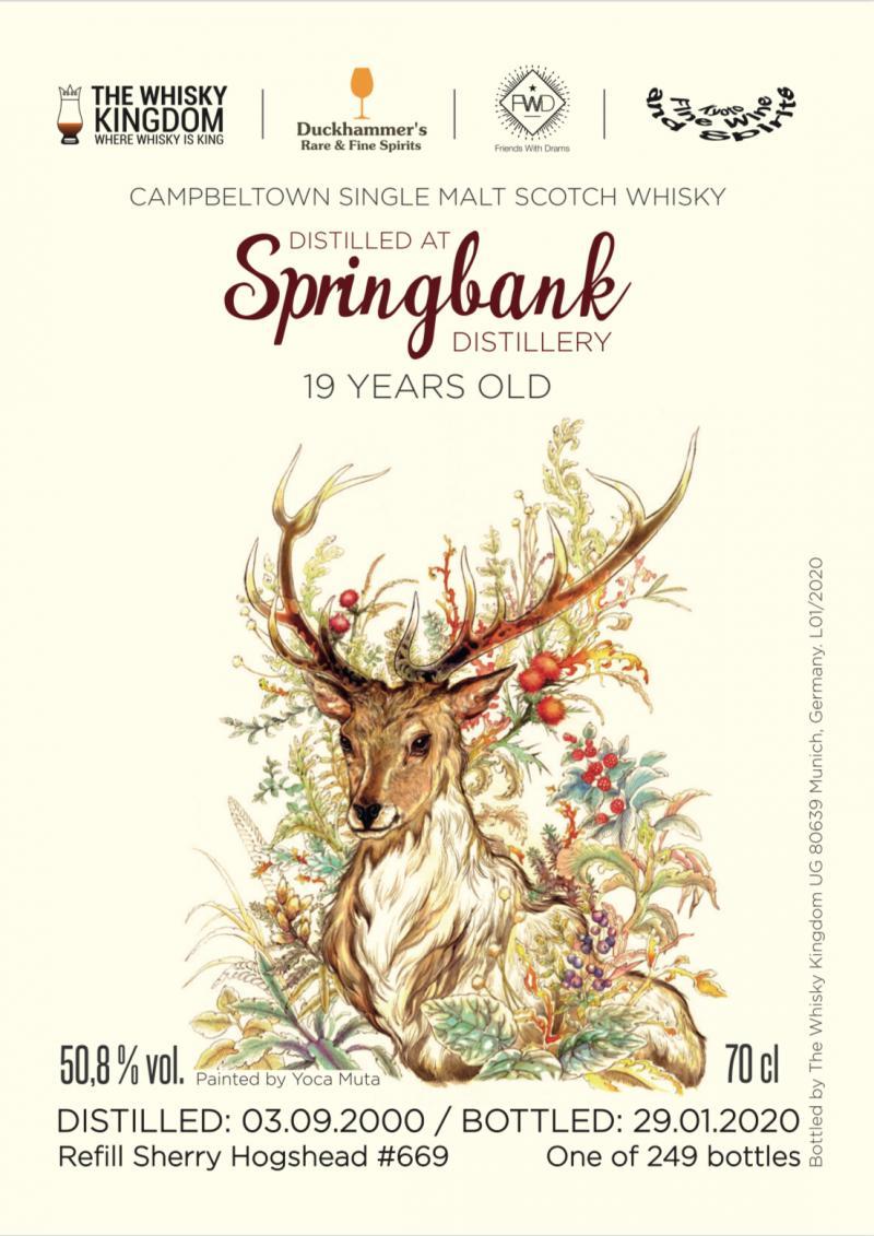 Springbank 2000 TWK