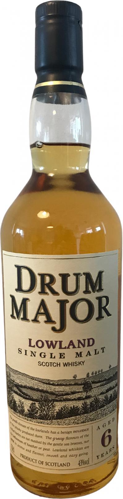 Drum Major 06-year-old